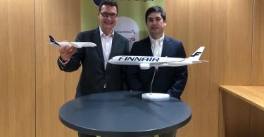 LATAM Airlines Group ja Finnair ilmoittivat codeshare-sopimuksesta