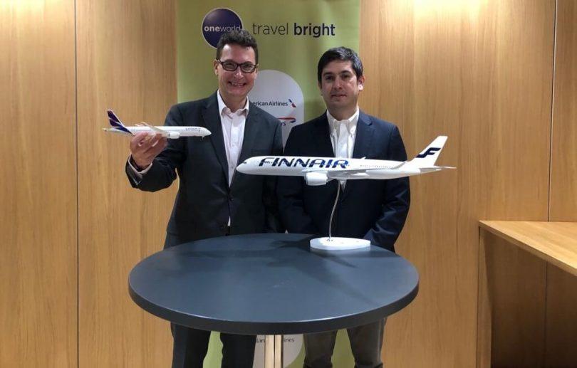 LATAM Airlines Group i Finnair najavili su sporazum o dijeljenju kodova