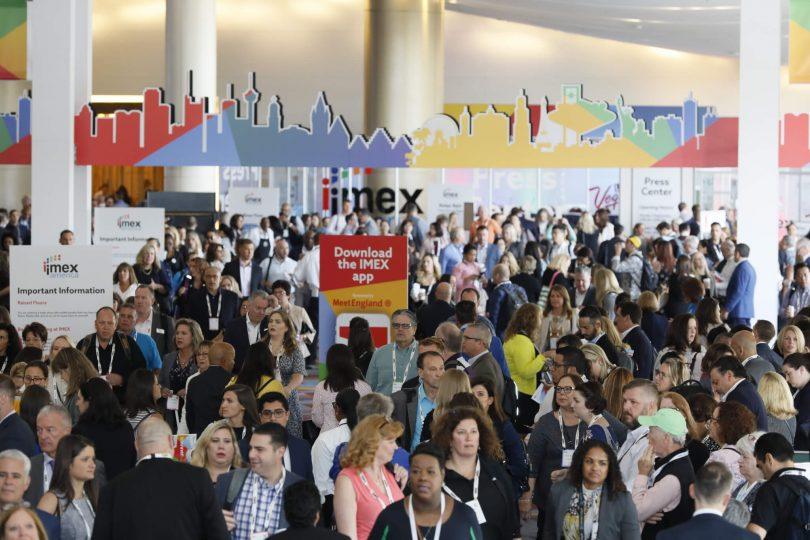 IMEX America 2019: Yritysvoima nousee - ensimmäisestä tapaamisesta alkaen