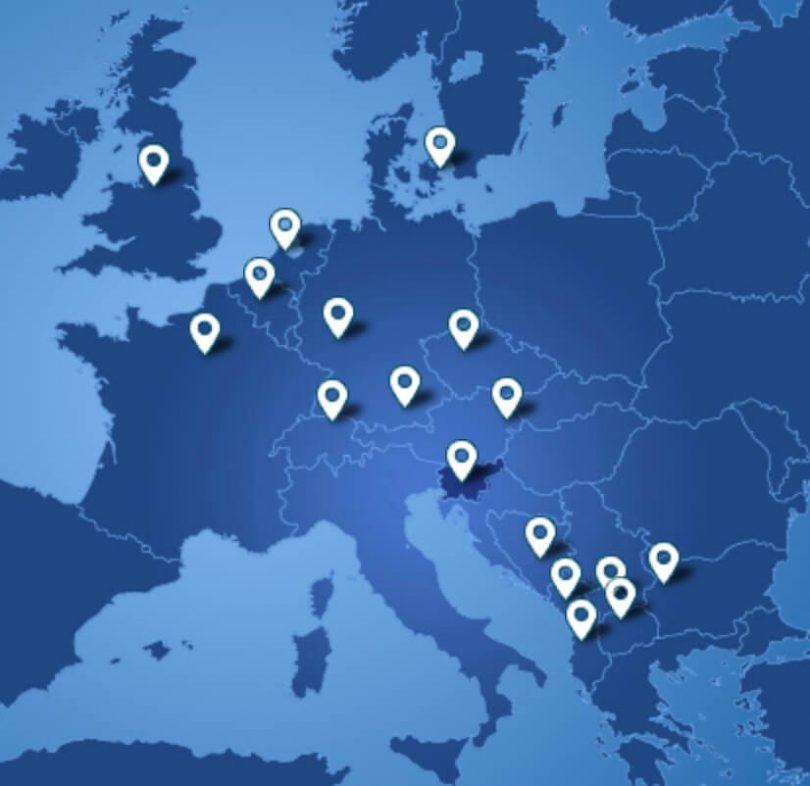 Adria Airways в Словения спира всички полети: Какво следва?