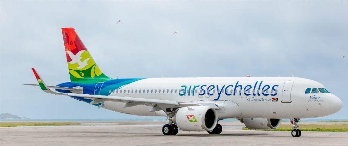 Air Seychelles dia manambara fandaharam-potoana vaovao any Mauritius-Mumbai