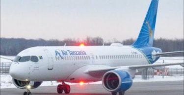 Air Tanzania obtient 2 Airbus A223