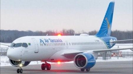 Nahazo Airbus A2 223 ny Air Tanzania
