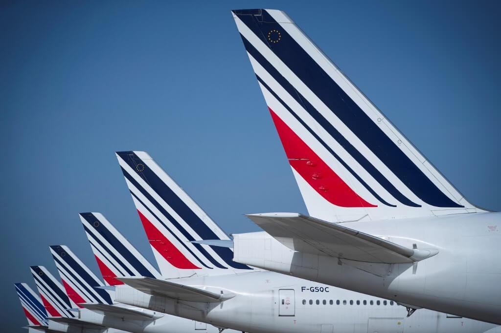 Air France voando de volta para Seychelles em 31 de outubro