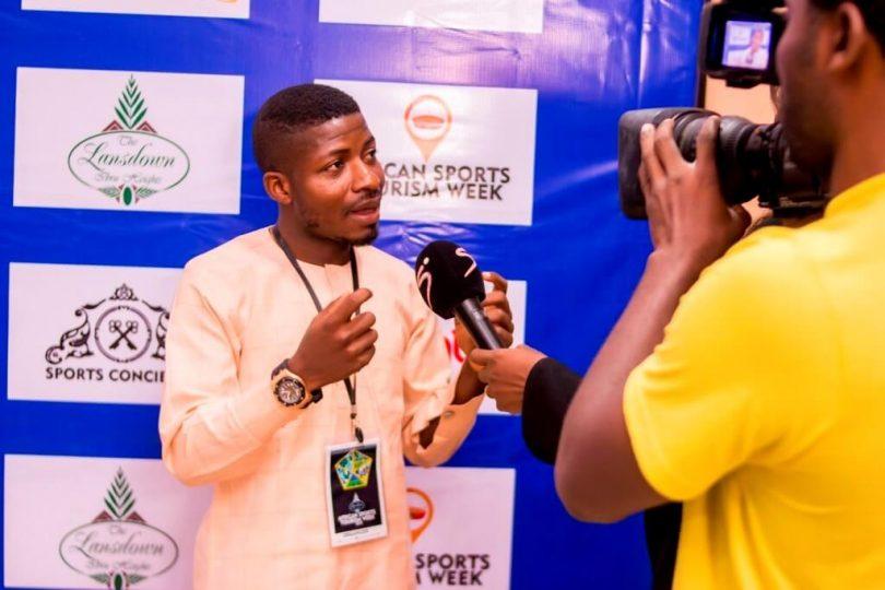 هفته گردشگری ورزشی آفریقا غنا 2019 حرکت جمع می کند