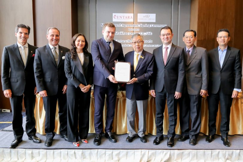 Společnost Centara přidává do portfolia Phuket tři nové hotely