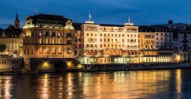 Basel: Një Crown Jewels e hoteleve dhe ekspozitave
