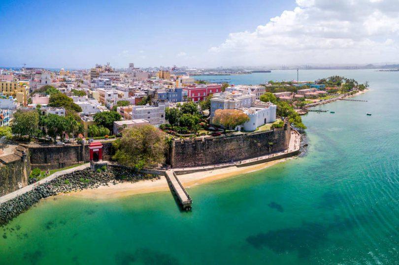 Právě zaznamenané zemětřesení v Portoriku