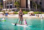 هل أثر إعصار لين على فنادق هاواي؟