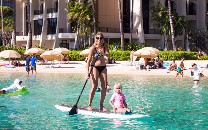 آیا طوفان لین بر هتل هاوایی تأثیر گذاشته است؟