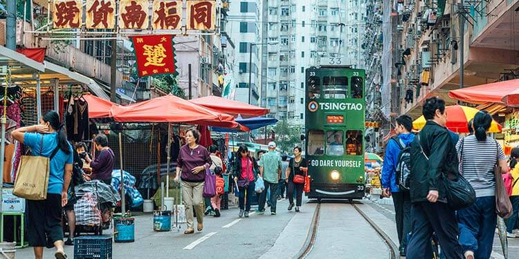 Situation for tourists in Hong Kong this weekend