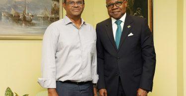 Minista njem nleta Bartlett zutere onye nwe Jamaica Tallawah