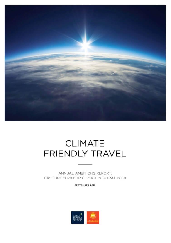 STRONG Universal Network (SUNx) freget om ferhege klimaatkrisisreaksje fan Travel & Tourism