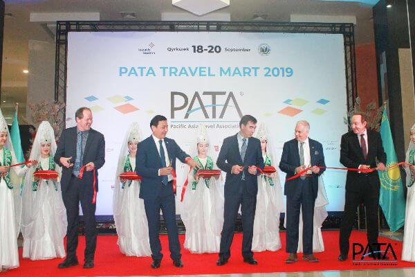 PATA Travel Mart: Kazachstan wolkom 1,200 delegaasjes wolkom