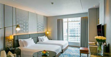Centara dia manomboka ny fanavaozana ny efitrano THB 650 tapitrisa ao amin'ny Hotely flagship Bangkok
