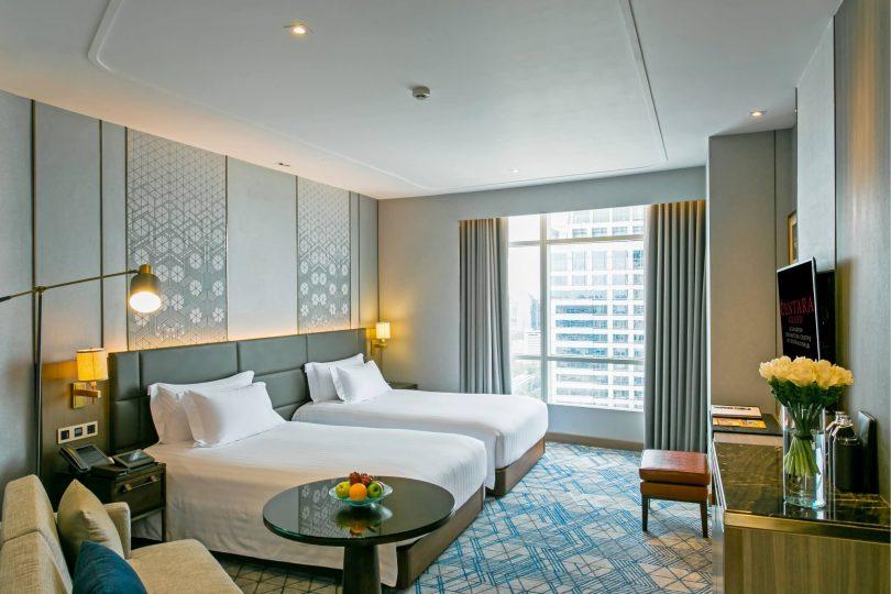 Společnost Centara zahajuje upgrade na 650 milionů THB v hotelu Flagship Bangkok