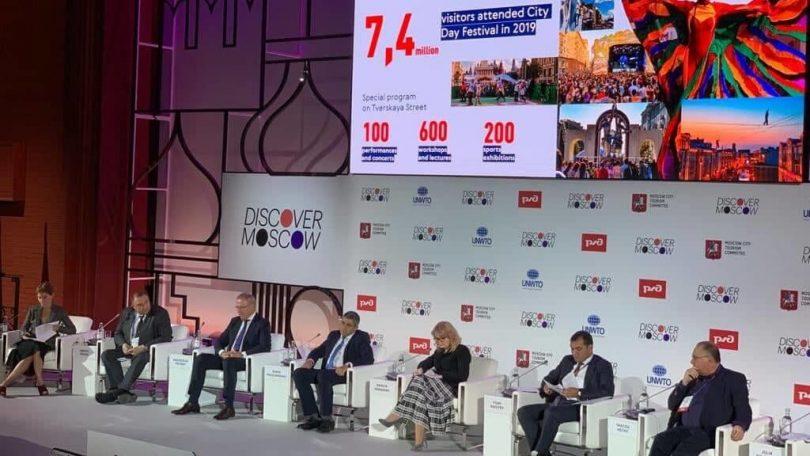 Afenina: Ny anjara toerana lehibe entin'i Crimea ao amin'ny UNWTO General Assembly