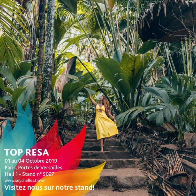 يستعد كل من Destination Seychelles وشركاؤها التجاريون للمشاركة في IFTM Top Resa 2019