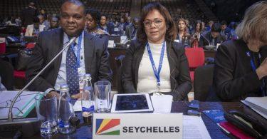 Seychelles dia nanangona ny fivorian'ny CAF an'ny Fikambanana Iraisam-pirenena momba ny fizahantany eran'izao tontolo izao