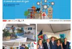 The Seychelles Islands' stand highly appreciated during consular celebrations in Lyon