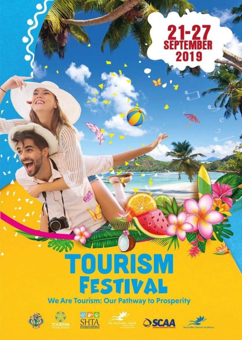Seychellerne annoncerer Tourism Festival 2019
