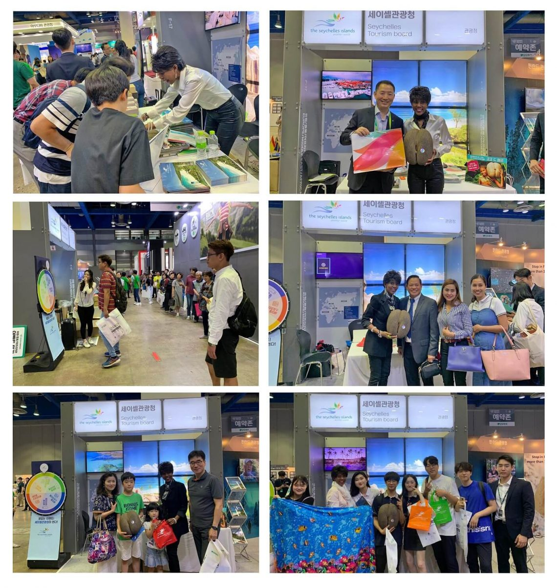 Sejšeli blistaju na Modetour Travel Martu 2019