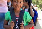 Skål Thailand کیسه های مدرسه را به مدارس ضعیف هندوراس اهدا می کند