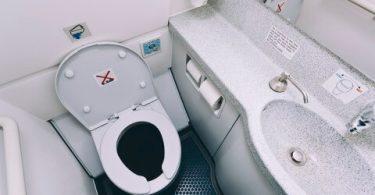 Osnovne cijene zrakoplovnih karata: Ograničenje upotrebe WC-a u avionu