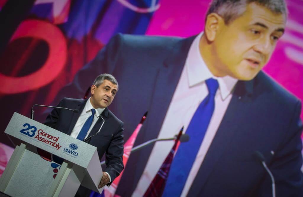 Caos na Assembleia Geral da OMT em São Petersburgo