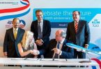 KLM and Microsoft join forces to advance sustainable air travel