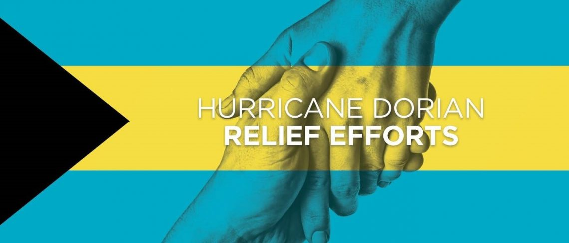 バハマ救済財団とGEMは、ハリケーンドリアンの救援のために10万ドルを調達することを目指しています