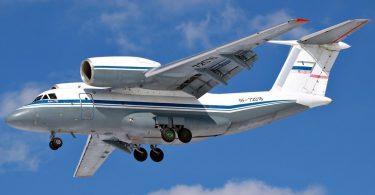 8 lidí zahynulo při havárii ruského letadla An-72 v Kongu