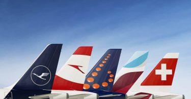 Aerolíneas del Grupo Lufthansa: 14 millones de pasajeros en septiembre de 2019