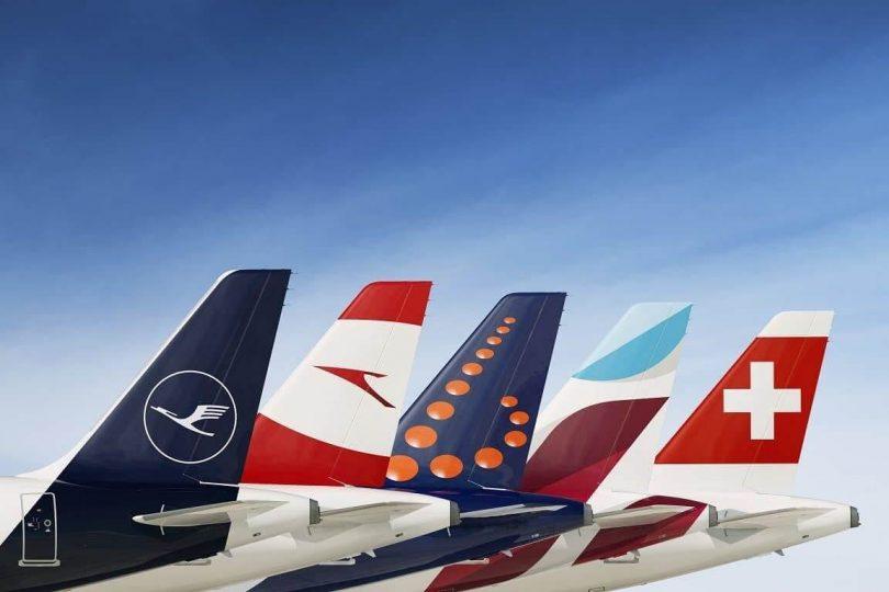 Seranam-piaramanidina Lufthansa Group: mpandeha 14 tapitrisa amin'ny volana septambra 2019