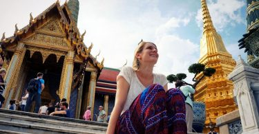 Konkurence, silná koupel způsobují pokles evropského cestovního ruchu do Thajska