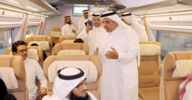 ロシアはサウジアラビアの鉄道網を近代化および拡大する