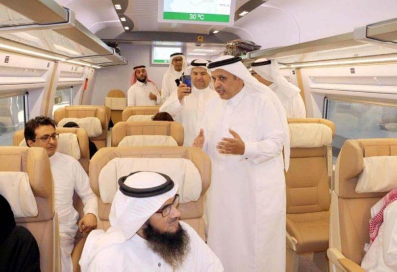 Rusia modernizará y ampliará la red ferroviaria de Arabia Saudita