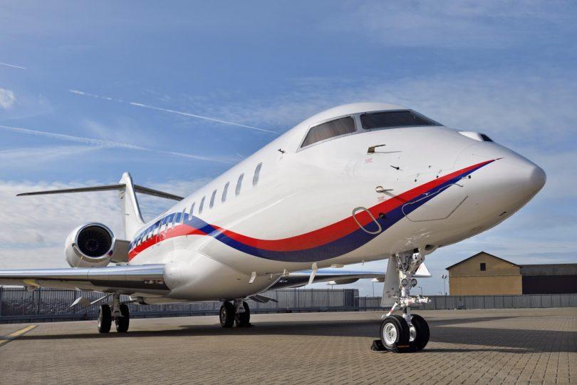 Luxaviation UK přidává Bombardier Global 6000 do své flotily se sídlem v Londýně Luton