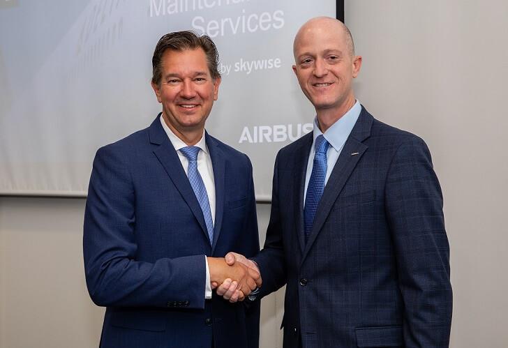 डेल्टा एयर लाइन्स और एयरबस डिजिटल गठबंधन बनाते हैं