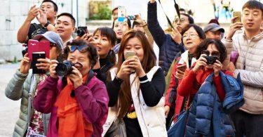 Aasia on edelleen suurin matkailun kasvumarkkina
