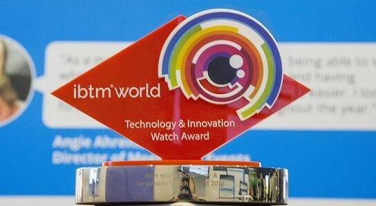 IBTM World 2019 revela finalistas do Prêmio Tech Watch