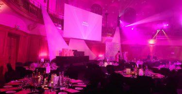 يستضيف Church House Westminster السنوي السابع جوائز LGBT + PinkNews