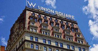 Marriott ще превърне W New York-Union Square в новия флагман на марката в Северна Америка
