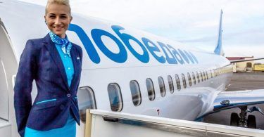 Venäjän budjettilentoyhtiö Pobeda nostaa hintoja kansainvälisillä reiteillä