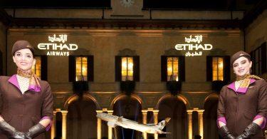 Etihad- ում անցկացվում է բացառիկ միջոցառում ՝ նշելու Boeing 787-9 Dreamliner Milan ծառայությունը