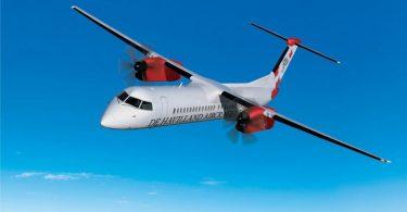 Kau ʻo Air Tanzania i ka hoʻonohonoho paʻa mua me De Havilland no nā mokulele Dash 8-400