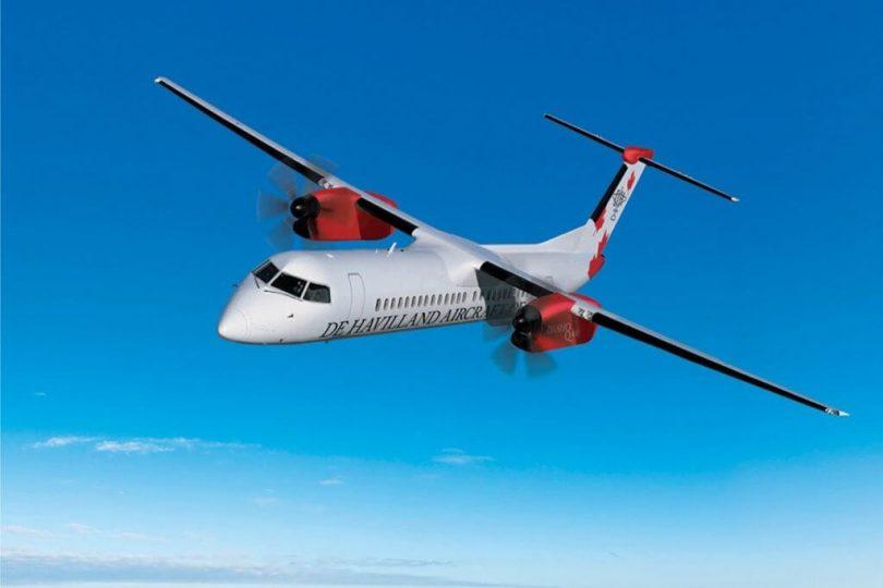 Air Tanzania erteilt De Havilland den ersten Festauftrag für Dash 8-400-Flugzeuge