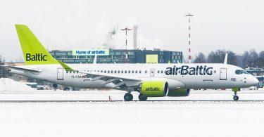 Was ist los mit der airBaltic Airbus-Flotte? 50 Motoren in nur 2 Jahren ersetzt!