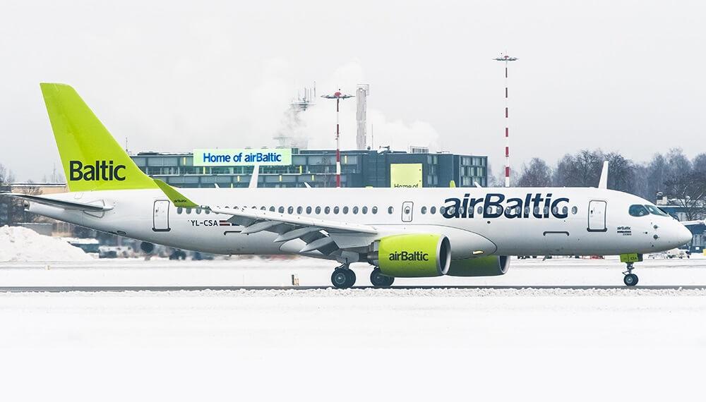 Apa sing salah karo armada airBaltic Airbus? 50 mesin diganti mung 2 taun!