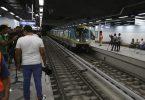 Ο μεγαλύτερος σταθμός του μετρό στη Μέση Ανατολή εγκαινιάστηκε στο Κάιρο